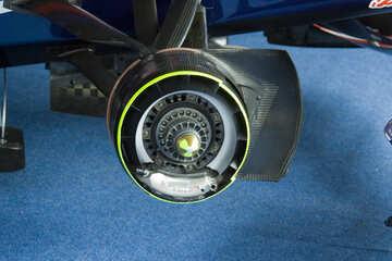 Brakes Formula 1 №14679