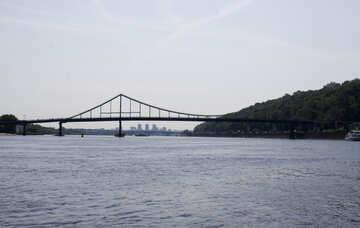 Kiev footbridge №14506