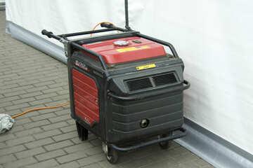 Diesel Generator №14645