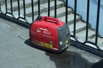 Gasoline generator №14483