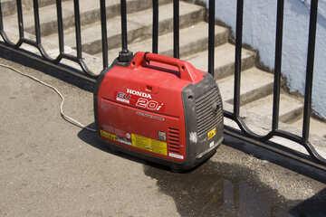 Portable Generator №14564