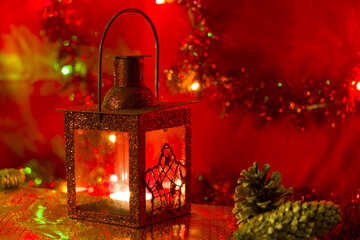 New Year Lantern №14999