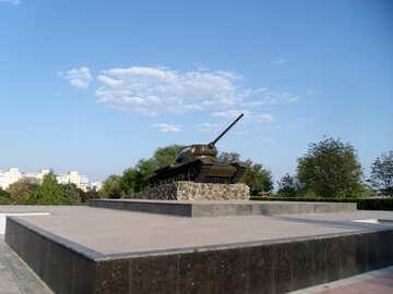 Tank Monument №14142