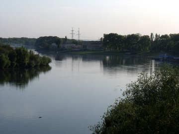 The Dniester River №14080