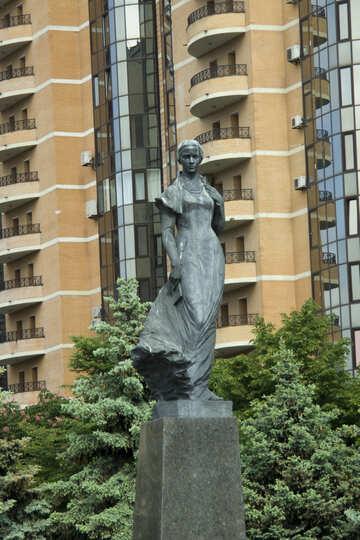 Lesya Ukrainka.Denkmal №14760