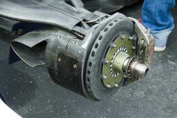 Brake disk №14664