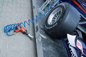 Racing screwdrivers №14710