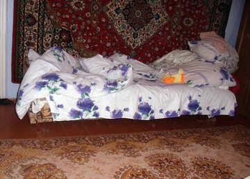 Rural bed №14023