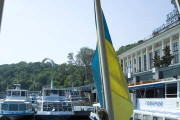 Ukrainian river fleet №14583