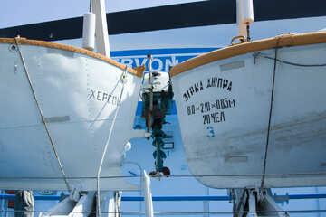 Barca con motore №14494