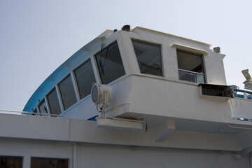 Cabina del capitano №14538