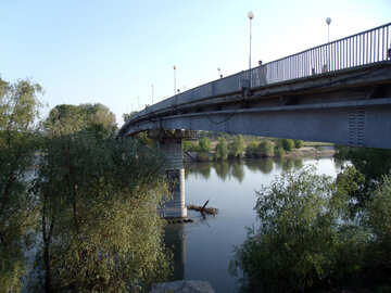 Tiraspol.Bridge. №14131