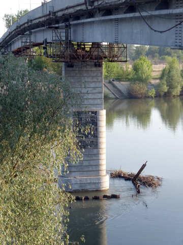 Brücke in Tiraspol №14141