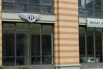 Bentley Motor Show №14726