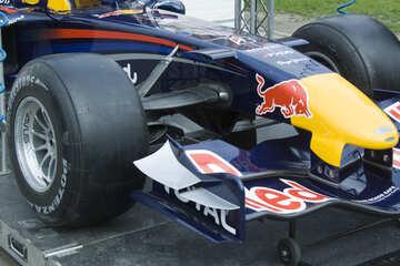 Formula 1 racing car №14753