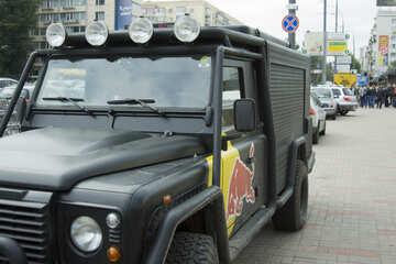 Promo-Red Bull-Auto №14651