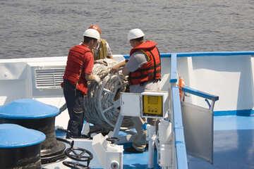 Work on deck №14548