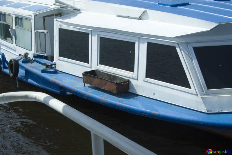 BBQ auf dem Schiff №14502