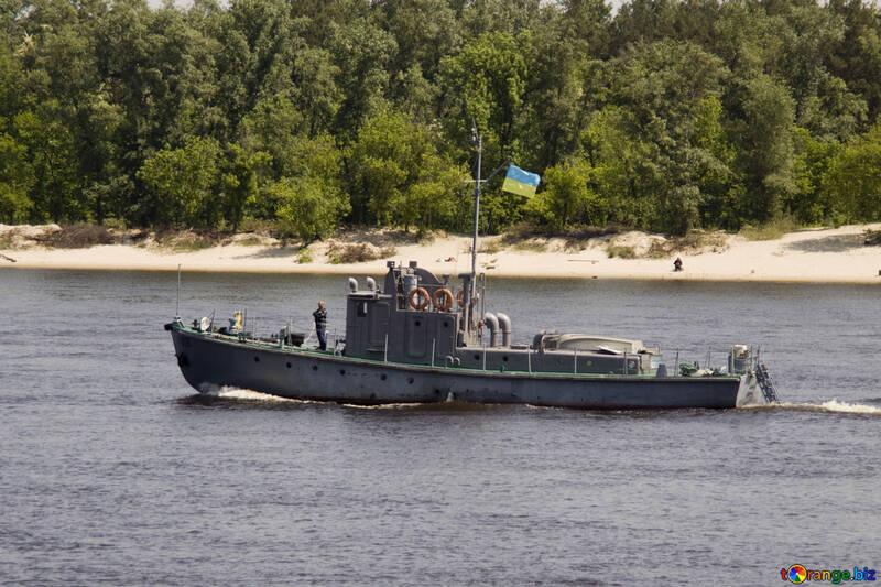 Das alte Schiff №14596
