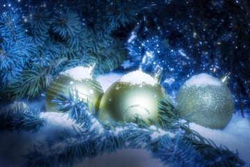 Christmas Card №15373