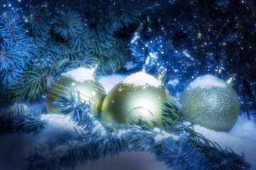 Cartolina di Natale №15373