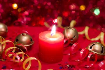 Candle bells Serpentine №15015
