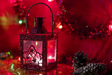 Candle Lantern №15023
