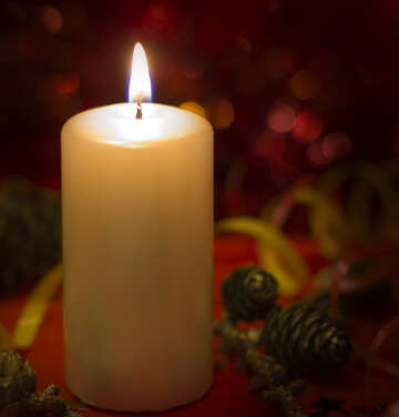 Guessing on the candle №15141