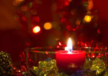 Holiday Candle №15007