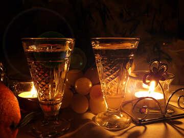 Ужин при свечах №15177