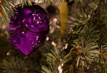 Рождественское дерево №15338