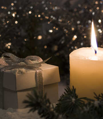 Christmas e-mail greeting №15383