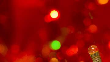 Alte Christmas garland