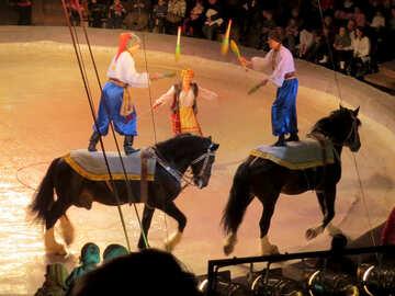 Circo ucraino №15788