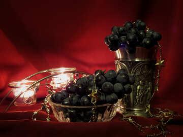 Grapes №15991