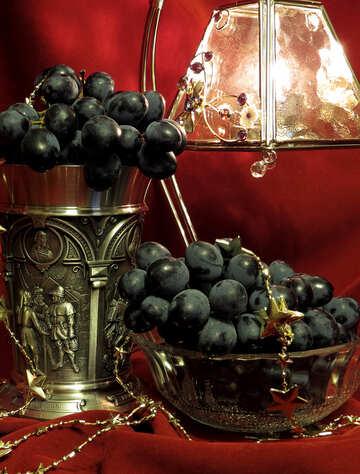 Grapes №15992