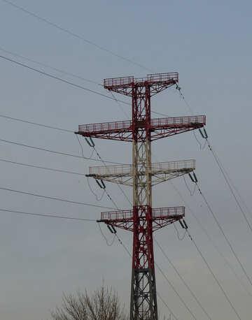 High-voltage line №15506
