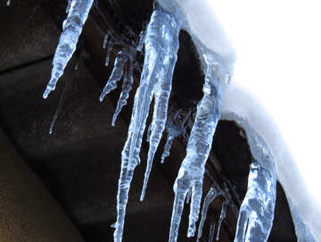 Different icicles №15515