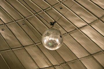 Mirror ball №15947