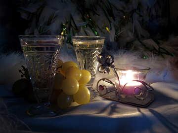 Amorous dinner №15188