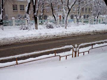 Nevicata in №15589
