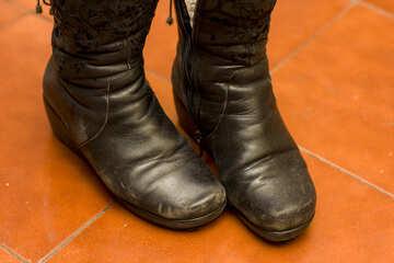Older women`s boots №15428