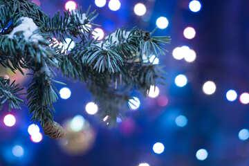 Рождественское дерево №15316