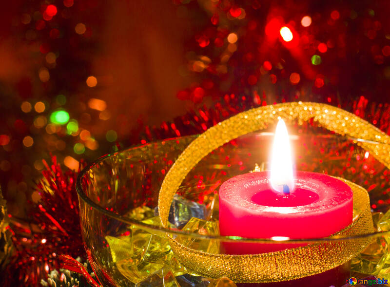 Holiday Candle №15001