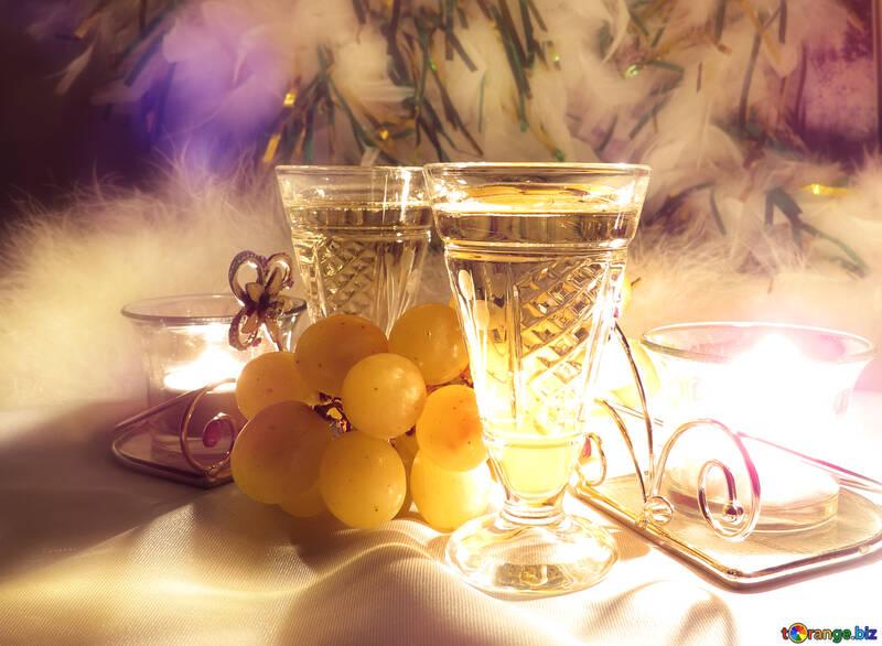 Новогоднее шампанское №15182