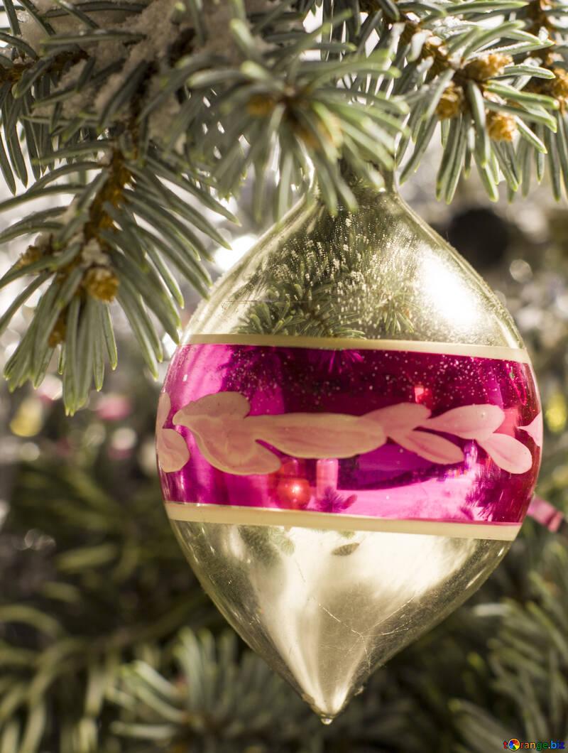 Immagini Di Natale Vintage.Albero Di Natale Decorazione Di Natale Vintage Clip Art 15334