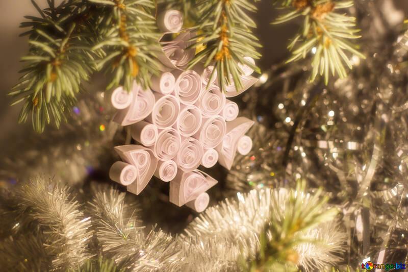 Идея для рождественской поделки №15343