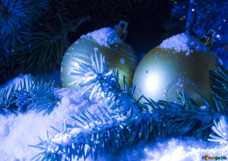 Christmas e-card for free №15371