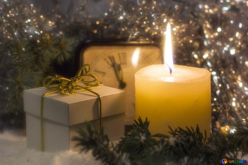 Christmas e-mail greeting №15379