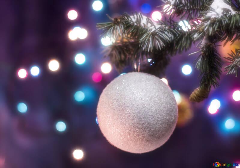 Рождественский шар №15313